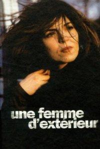 Une femme d'extérieur poster