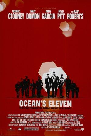 Ocean's Eleven 2000x3000