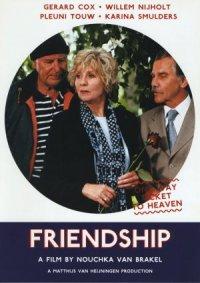 De vriendschap poster