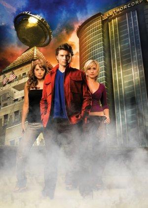 Smallville 2489x3500