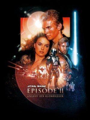 Star Wars: Episodio II - El ataque de los clones 2228x2953