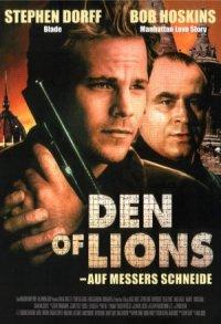 Den of Lions poster