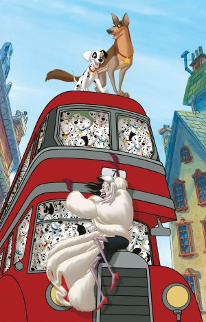 101 Dalmatians II: Patch's London Adventure Key art