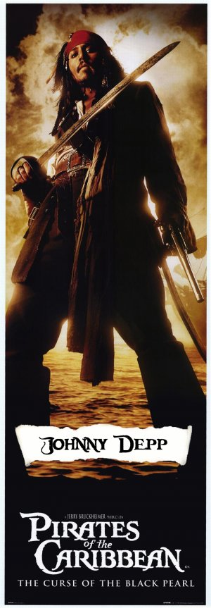 Pirates of the Caribbean: The Curse of the Black Pearl 765x2200