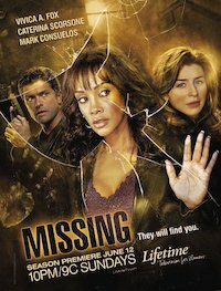 1-800-Missing poster