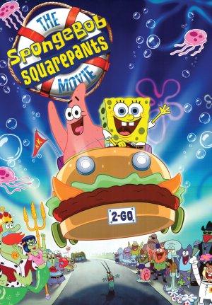 The SpongeBob SquarePants Movie 827x1189