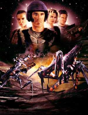 Starship Troopers 2: Hero of the Federation 2333x3057