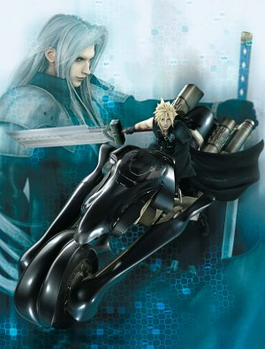Final Fantasy VII: Advent Children 2480x3264