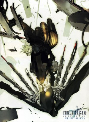 Final Fantasy VII: Advent Children 1520x2079