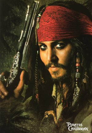 Pirates of the Caribbean: Dead Man's Chest 1181x1698