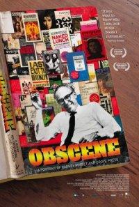 Obscene poster