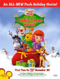 Pooh's Super Sleuth Christmas Movie poster