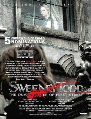 Sweeney Todd: The Demon Barber of Fleet Street 521x677