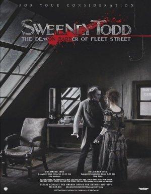 Sweeney Todd: The Demon Barber of Fleet Street 554x713
