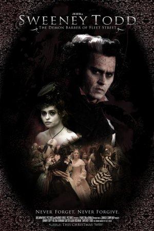 Sweeney Todd: The Demon Barber of Fleet Street 2000x3000