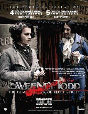 Sweeney Todd: The Demon Barber of Fleet Street 520x675
