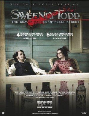 Sweeney Todd: The Demon Barber of Fleet Street 566x732