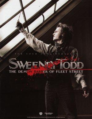 Sweeney Todd: The Demon Barber of Fleet Street 1400x1815