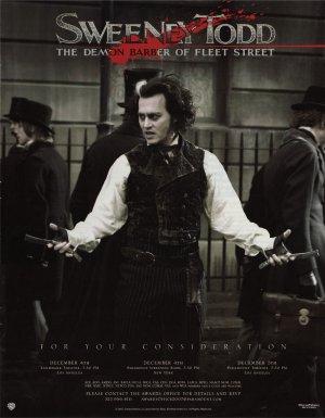 Sweeney Todd: The Demon Barber of Fleet Street 1400x1796