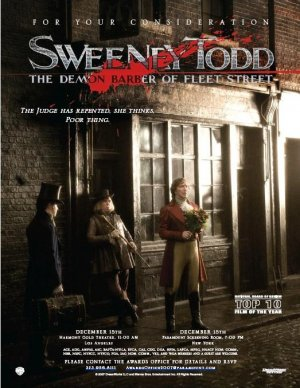 Sweeney Todd: The Demon Barber of Fleet Street 523x677