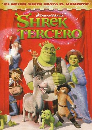 Shrek the Third 2000x2833