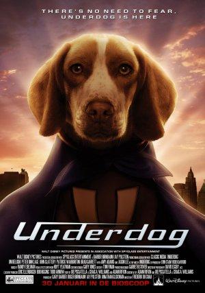 Underdog - Storia di un vero supereroe 2333x3324