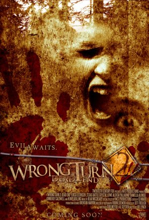 Wrong Turn 2: Dead End 540x800