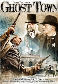 Ghost Town: The Movie poster