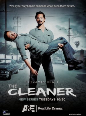 The Cleaner 1211x1625