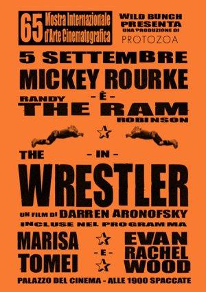 The Wrestler 450x637