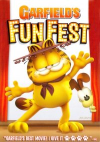 Garfield's Fun Fest poster