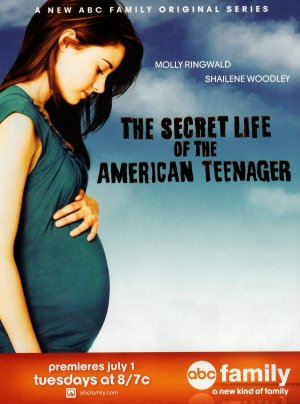 The Secret Life of the American Teenager 1200x1617