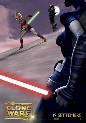 Star Wars: The Clone Wars 595x850