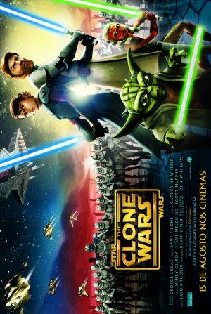 Star Wars: The Clone Wars 1006x1500