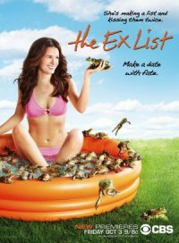 The Ex List poster