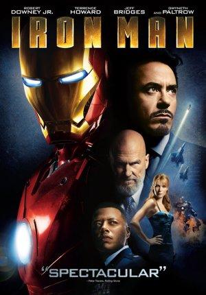 Iron Man 605x868
