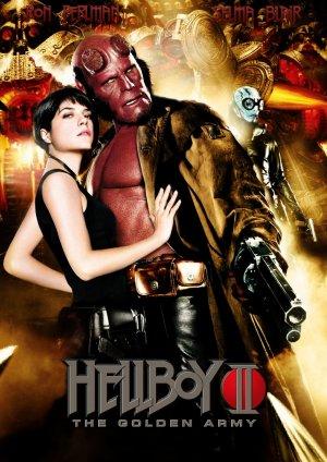 Hellboy II: The Golden Army 1540x2175