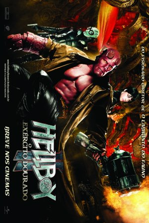 Hellboy II: The Golden Army 1000x1500