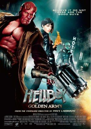Hellboy II: The Golden Army 2481x3508