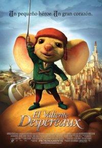 The Tale of Despereaux poster