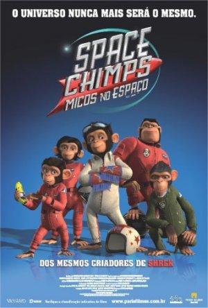 Space Chimps 338x500