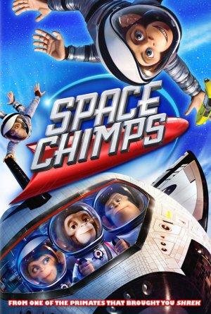 Space Chimps 521x772