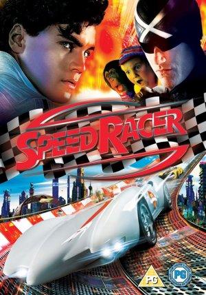 Speed Racer 565x807