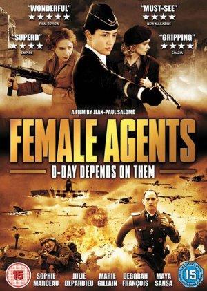 Female Agents - Geheimkommando Phoenix 500x702