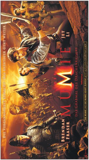 The Mummy: Tomb of the Dragon Emperor 1734x3111