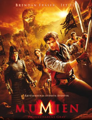 The Mummy: Tomb of the Dragon Emperor 622x810