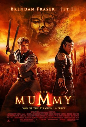 The Mummy: Tomb of the Dragon Emperor 1700x2518