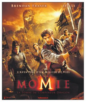 The Mummy: Tomb of the Dragon Emperor 1132x1337