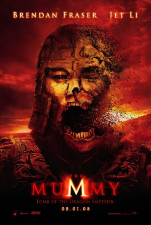 The Mummy: Tomb of the Dragon Emperor 3164x4688