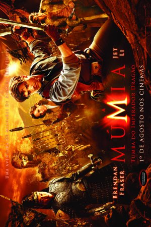 The Mummy: Tomb of the Dragon Emperor 1000x1500